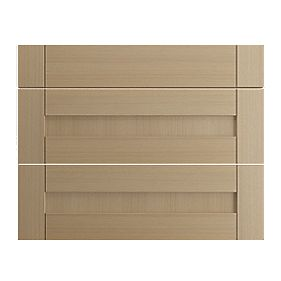 Oak Kitchens Shaker Pan Drawer Fronts 897 x 715mm