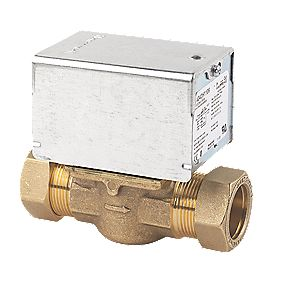 Honeywell V4043H 2 Port Motorised Valve 28mm
