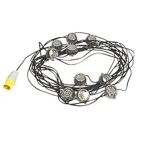 Defender E89336 LED Festoon Work Light String 5W 110V