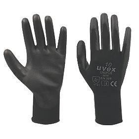 Uvex Unipur General Handling Gloves Black Large