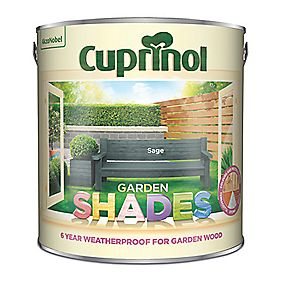 Cuprinol Garden Shades Sage 2.5Ltr