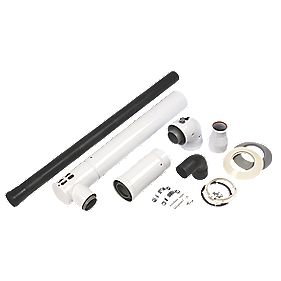 Biasi Anti-Pluming Flue Kit
