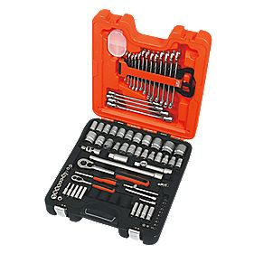 Bahco Socket & Spanner Combination Set 94Pcs