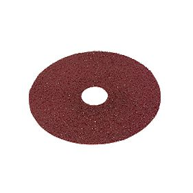 Alox Fibre Disc 115mm 24 Grit Pack of 10