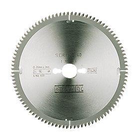 DeWalt 250x30mm 96T TCT Circular Saw Blade