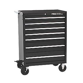 Hilka Pro-Craft 7 Drawer Roll Away Cabinet