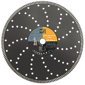 Edge GP Turbo Diamond Blade 230 x 22mm