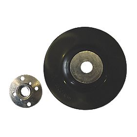 Nylon Backing Pad 115mm M14x2.0 Hole 22mm