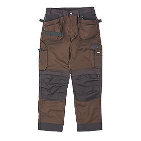 "Site Mastiff Trousers Khaki 40"" W 32"" L"