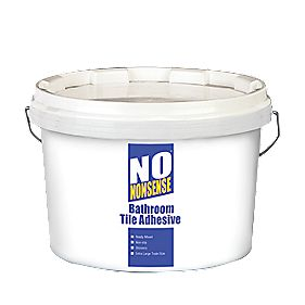 No Nonsense NN22KGSRMCTAM01 Bathroom Tile Adhesive 12Ltr