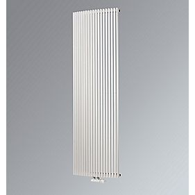Ximax Aurora Curved Vertical Designer Radiator White 1800 x 430mm 3685BTU