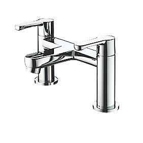 Bristan Nero Bath Filler Bathroom Tap