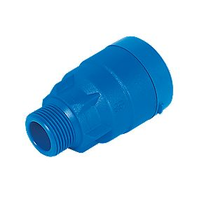 JG Speedfit 25mm MDPE Male Adaptor