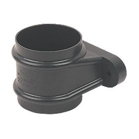 FloPlast Cast Iron Effect Pipe Socket