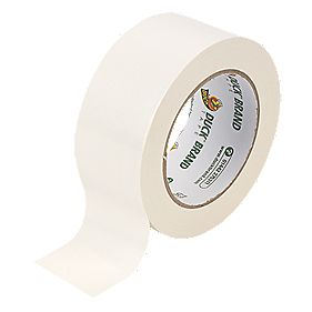 Duck Ultimate Cloth Tape 50 Mesh White 50mm x 25m