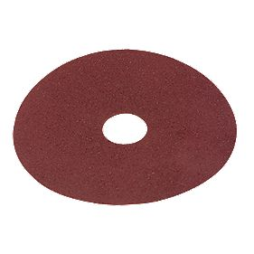 Alox Fibre Disc 115mm 80 Grit Pack of 10