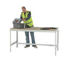 Workbench 1800 x 750 x 928mm 1834 x 766 x 928mm