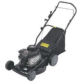 40cm 3hp Push Rotary Petrol Lawn Mower