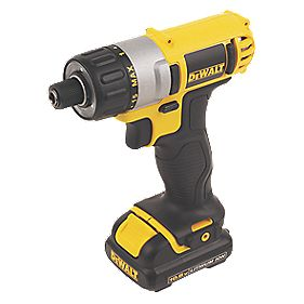 DeWalt DCF610S2 10.8V 1.3Ah Li-Ion Cordless T-Handle Screwdriver