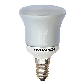 Sylvania Mini Lynx Compact Spot CFL 5W R50 SES
