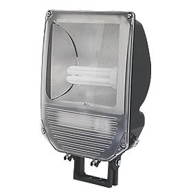Trac Trac-Pro CFL 42W High Frequency Asymmetric Floodlight & Photocell