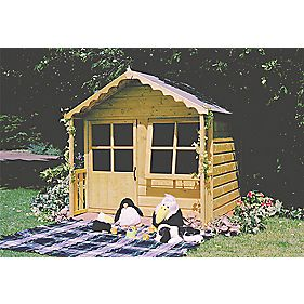 Kitty Playhouse 1.5 x 1.2 x 1.6m