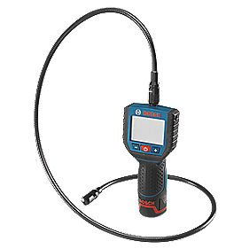 Bosch GOS 10.8V-Li 10.8V 1.5Ah Li-Ion Cordless Inspection Camera w/ L-Boxx