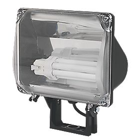 Trac BK CFL 42W Floodlight & Photocell