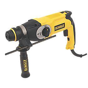 DeWalt D25123K-LX 2.6kg SDS Plus Hammer Drill 110V