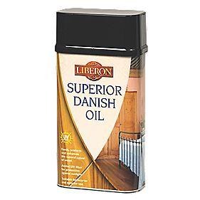 Liberon Superior Danish Oil Clear 500ml