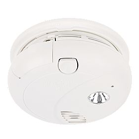 First Alert SA720CE Optical Smoke Alarm with Escape Light