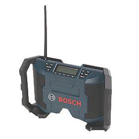 Bosch GML108VLI 10.8V Site Radio - Bare