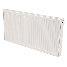 Kudox Premium Type 21 Double Panel Plus Convector Radiator White 300x1000mm