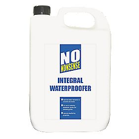 No Nonsense Integral Waterproofer Pink 5Ltr