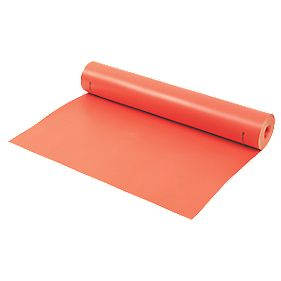 Acoustalay Foam Underlay & Vapour Barrier 2mm 10m² Orange