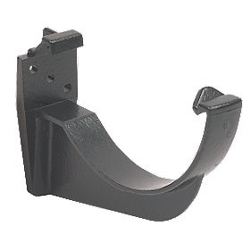FloPlast Cast Iron Effect Fascia Bracket Pack of 10