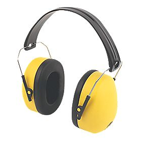 Folding Ear Defenders 28.5dB SNR
