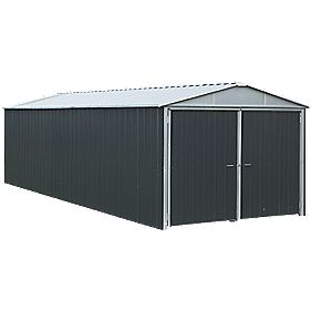 Yardmaster Apex Shed 10 x 17 x 7' (Nominal)