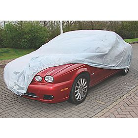 Hilka Pro-Craft Protective Vehicle Cover Large 14-16' Silver