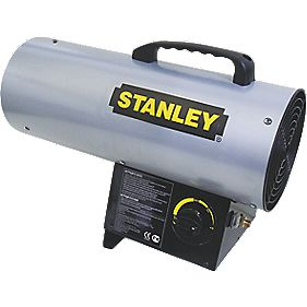 Stanley Portable LPG Fan Heater 16.1kW