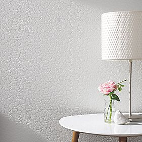 Super Fresco Paintables Paintable Stipple Wall Cover 520mm x 10m Roll
