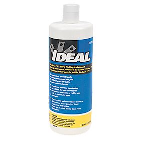 Ideal Yellow 77 Wire & Cable Pulling Lubricant 950ml