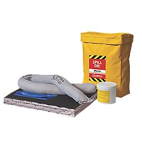 Lubetech Maintenance Spill Dri Kit 15Ltr