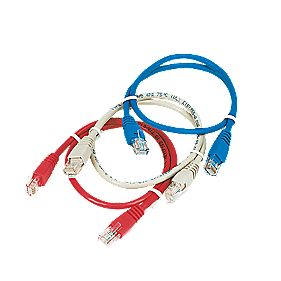 Patch Lead 0.5m Pack of 12