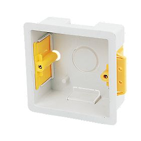Appleby SFSB619 1-Gang Dry Lining Box