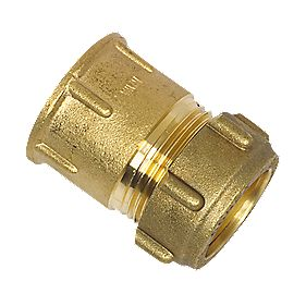 Conex Female Iron Coupler 22x1""