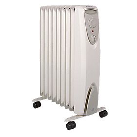 Dimplex OFRC20c Eco Column Oil-Free Portable Heater 2kW