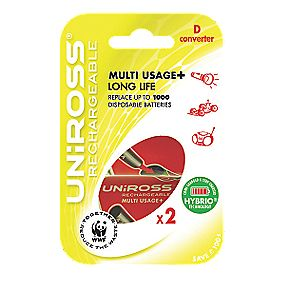 D Converter MultiUsage+ Pack of 2