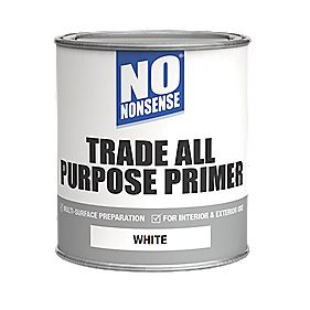 No Nonsense All-Purpose Primer White 750ml