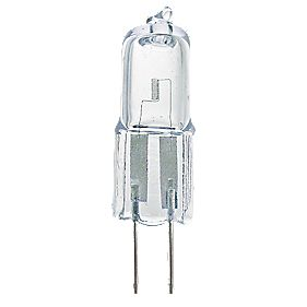 G4 Halogen Capsule Lamp 100Lm 10W Pack of 5